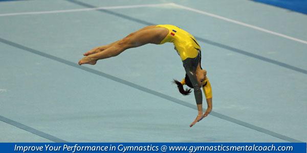 Gymnast Psychology