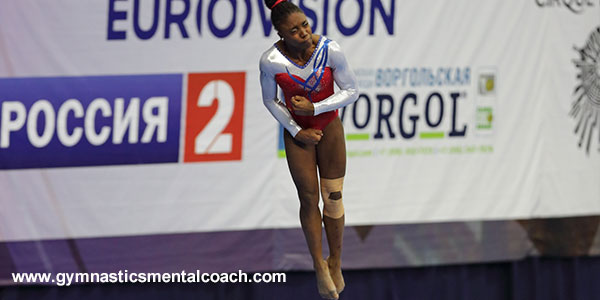 How Gymnasts Can Overcome Distractions