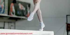 How Perfectionism Trips Gymnasts