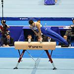 Fabian Hambüchen's 6 Tips to Win Gold