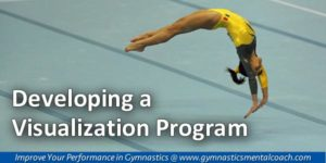 Visualization in Gymnastics